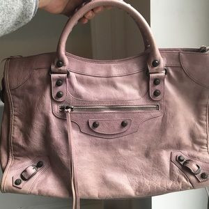 Balenciaga Limited Edition 2009 Lilac RH City